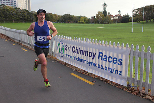 Sri Chinmoy Half-Mthn 5-10k & Children's 1.5k, Auckland Domain ... 17 May 2015