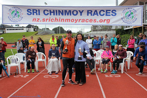 Sri Chinmoy 6-12-24 Hour Track Races, Mt Smart Stadium, Auckland ... 27-28 Sept 2014