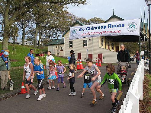 Sri Chinmoy 5-10-20k & Children's 1.5k, Auckland Domain ... 15 May 2011
