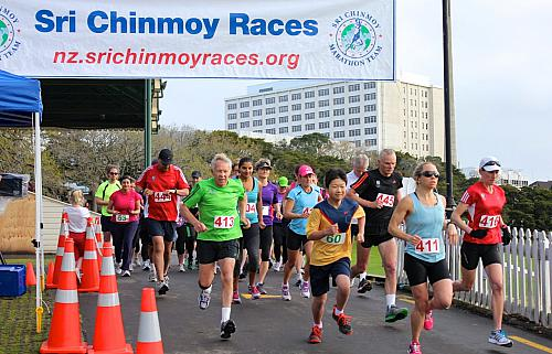 Sri Chinmoy Half Mthn 5-10k & Children's 1.5k, Auckland Domain ... 15 Sep 2013
