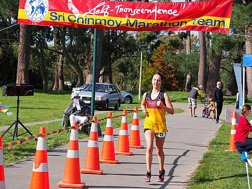 Sri Chinmoy 50-100k & 50-Mile Ultra Trio, Hagley Park, Christchurch ... 27 April 2014