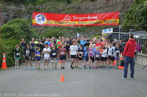 27th July 2014 - Sumner Esplanade 10km, 5km, Children's 2.5km
