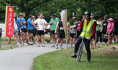 Hagley Park, 12 December 2010, Christmas Dash
