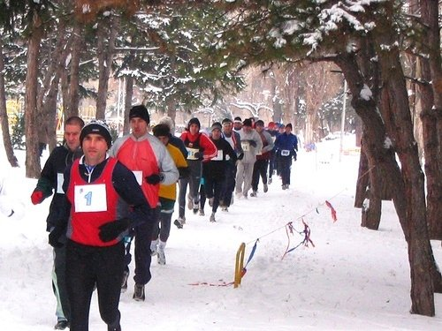 10th Winter Marathon, Nis, January 30,2005