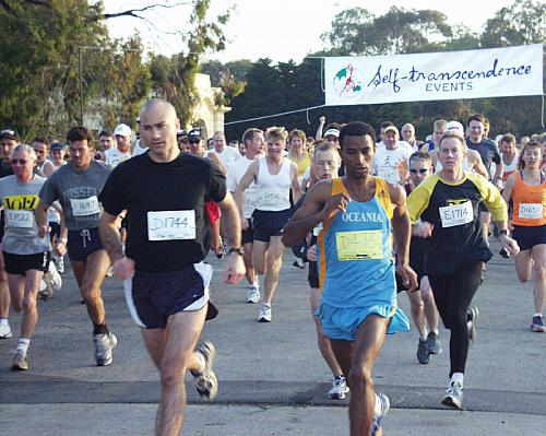 Williamstown Running and Fitness Festival 2003