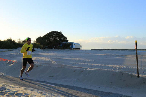 Sri Chinmoy Sydney Series 6: Dolls Point Marathon, Half-Marathon, 10km & 5km runs