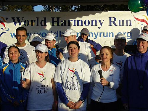 Sri Chinmoy Running and Fitness Festival 2005, Williamstown