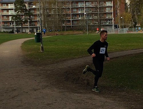 Self-transcendence 2 mile race 2014