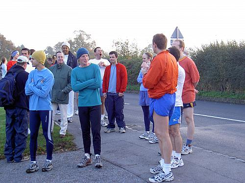 Joy Day Race October 2004
