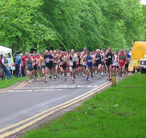 2 Mile Race May 2006