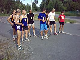 Self Transcendence 2 Mile Races in Finland
