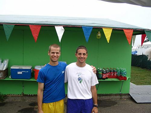 Petr and Tsvetan