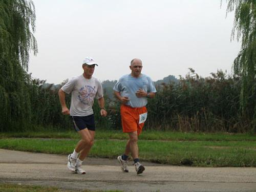 Two 1000 mile runners