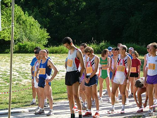 Sri Chinmoy Summer Race 2004