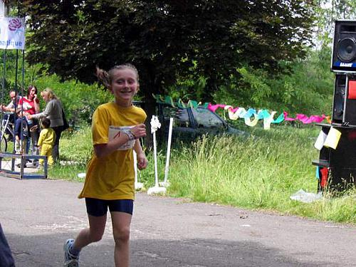 najmlad ucesnik / the youngest participant (21.1km)
