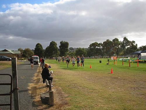 Geelong Sri Chinmoy Barwon River Run 2006