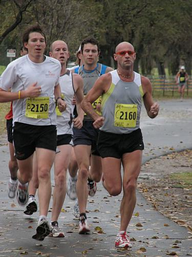 Melbourne Sri Chinmoy Albert Park Run April 2006