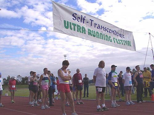 Self-Transcendence 24-hour Festival of Running 2003