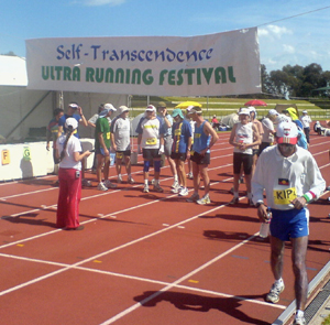Sri Chinmoy 24-Hour Festival of Running Adelaide 2005