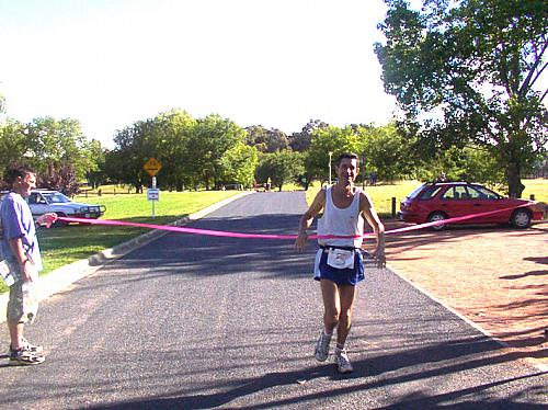 Sri Chinmoy 3-Day Ultra-Triathlon Canberra 2005