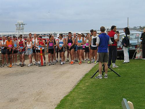 Sri Chinmoy Eastern Beach Run Geelong 2005