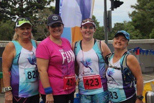 Sri Chinmoy Green Bridge & UQ River Run May 3 2015