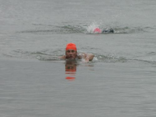 Sri Chinmoy Lakeswims Canberra 2005