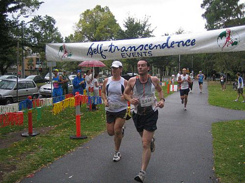 Melbourne Sri Chinmoy Princes Park Run 2005