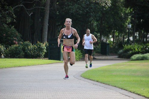 Sri Chinmoy City Gardens River Run, 15km, 10km & 5km, Brisbane, March 1st 2015