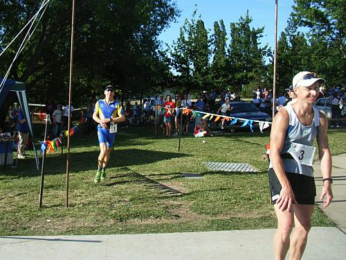 Sri Chinmoy Triple-Triathlon 2005