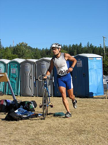 Self-Transcendence Triathlon and Duathlon in Victoria, B.C.