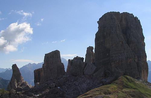 A trip to the Dolomites, Italy
