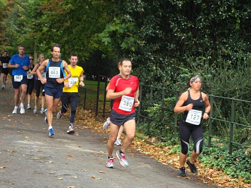 Battersea Park 10M Race: September 10th 2011