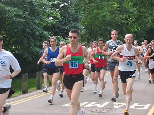 3 Mile Race June 2006
