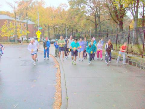 Self Transcendence 2 Mile Race Queens, New York