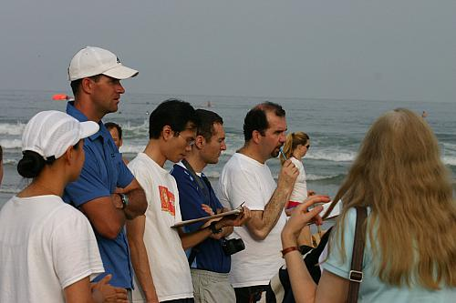2005 Self-Transcendence Swim & Run, San Diego